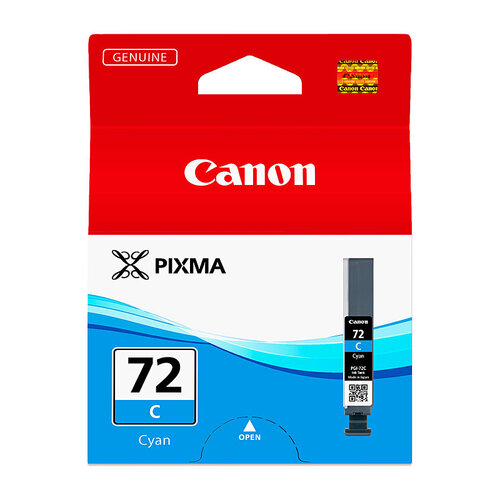 Canon PGI72 Cyan Ink Cartridge - 73 pages A3+