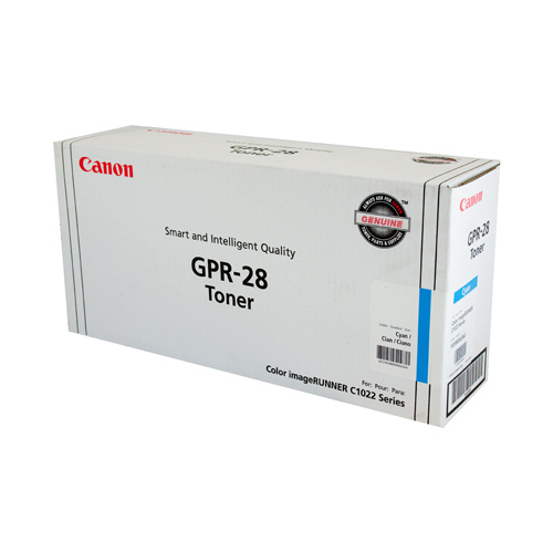 Canon (GPR-28) IRC-1021 Cyan Copier Toner - 6000 pages