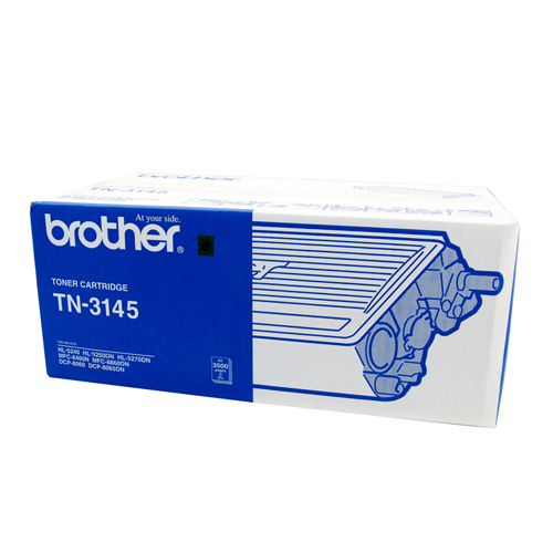 Brother TN-3145 Toner Cartridge - 3500 pages