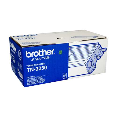 Brother TN-3250 Toner Cartridge - 3000 pages