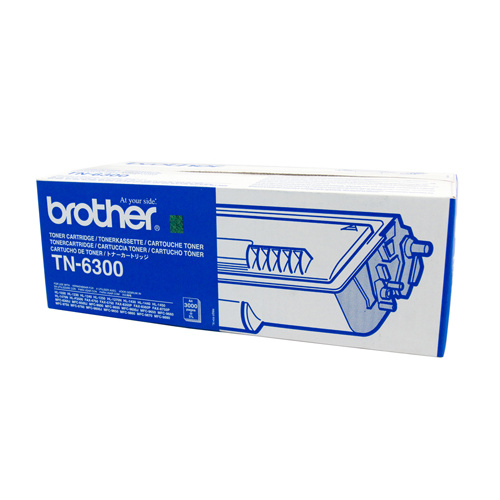 Brother TN-6300 Toner Cartridge - 3000 pages