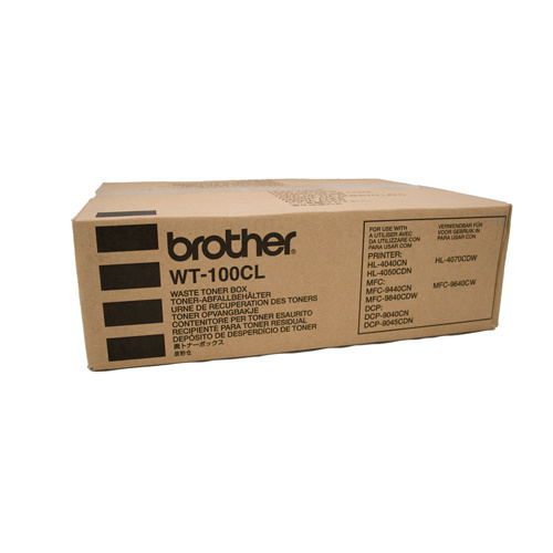 Brother WT -100CL Waste Toner Pack - Up to 20000 pages